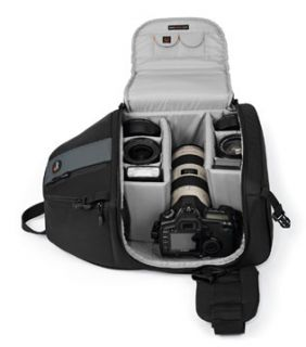 New Lowepro Slingshot 302 AW Camera Sling Bag Backpack