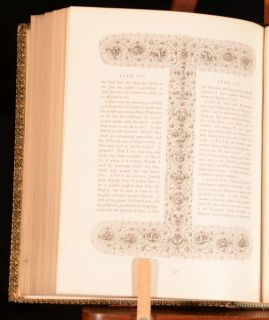 1865 The New Testament Our Lord and Saviour Jesus Christ Engravings