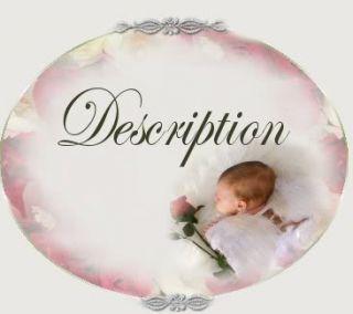 Beautiful Reborn Baby Doll Christopher by Christine Cherubs