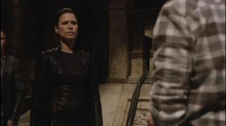 SGU Stargate Kiva Rhona Mitra Screen Worn Lucian Uniform EP 119