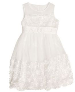 Marmellata Girls Dress, Little Girls Lace Dress   Kids