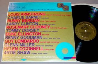 Chevrolet Anniversary LP RCA PR 111 Louis Armstrong