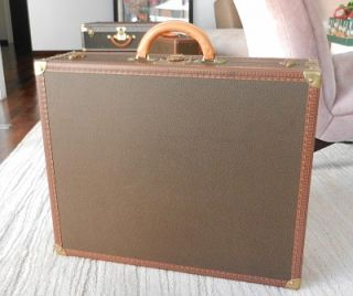 Vintage Unused Louis Vuitton Constellation Trunk Luggage Whangers Key