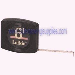 Lufkin W616 1 4 x 6ft Pee Wee Pocket Measuring Tape