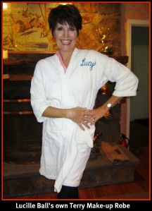 Own Terry Cloth Make Up Robe Monogram Lucy Family Photo Lucie