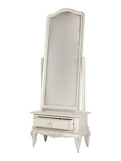 Shabby Chic Primrose cheval mirror