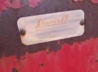 Lundell Snow Blower 1000 RPM Three Point Mounted