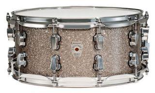 Ludwig Keystone 4pc Drum Set Shell PK Glass Glitter USA