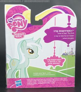 Lyra Heartstring My Little Pony Friendship Is Magic MOSC MLP G4 Ships