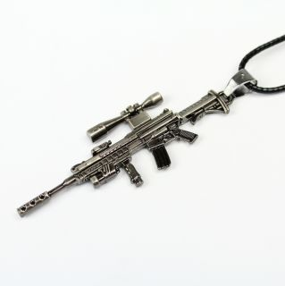 Stainless Steel Toy M4A1 Coltm Colt M Carbine Rifle Machine Gun