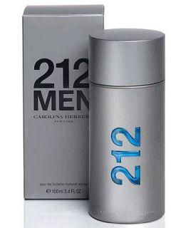 212 for Men Eau de Toilette Spray, 3.4 oz.   Cologne & Grooming