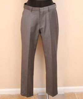 JCrew $225 Ludlow Slim Suit Pant in Worsted Wool Charcoal Grey 30 30