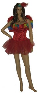 Parrot Princess Costume Sexy Womens Parrot Halloween Costume Sexy Bird