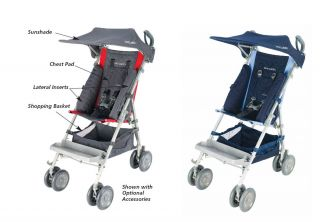 Maclaren Major Special Needs Push Chair Stroller Blue New Same Day