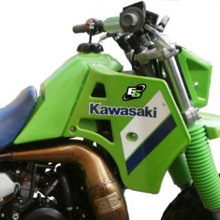 Kawasaki Tecate 3 KXT250 Fuel Tank Gas Cap 1986 1987 Stock Size Uses