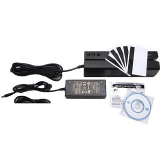MSR605 Magnetic Card Reader Writer Encoder Stripe Swipe Credit
