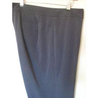 Alfani Size 18 w P Plus Petite Pants Gray Classic Career