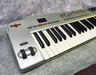 Audio Oxygen 49 USB MIDI Keyboard Controller