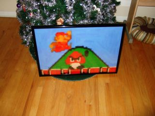 Nintendo Classic NES Super Mario Art Limited Edition #13 of 50 20x30