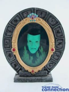 Disney RARE Snow White Magic Mirror 3D Display Figure Prop not WDCC