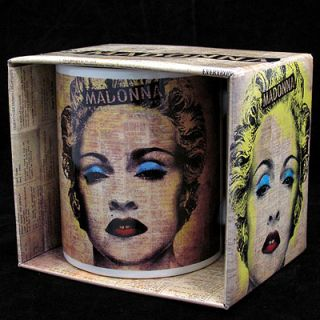 Official Madonna Celebration Rock Pop Mug Coffee Cup