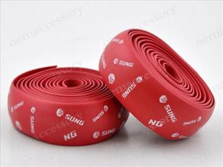 Bicycle Cork Plugs Sport Cyclist Handlebar Tape Synthetic Wrap Strip