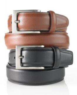 Perry Ellis Belt, Leather   Mens Belts, Wallets & Accessories