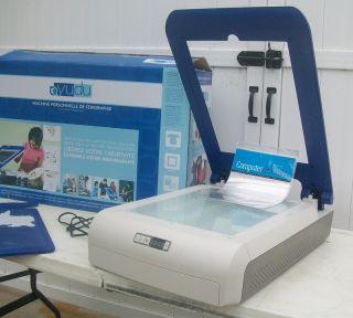 Yudu Personal Screen Printing Machine Printer T Shirt Maker Used