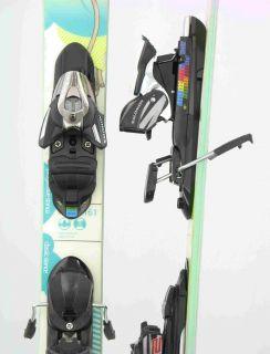 Used Salomon Mai Tai Womens Twin Tip Ski with Binding 171cm C