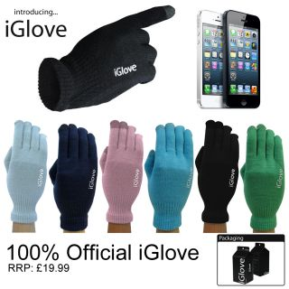Iglove Ideal for Use on iPad iPhone Tablets Touch Screen Phones 6