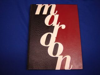1973 Madisonville North Hopkins High School Yearbook Annual MNHHS