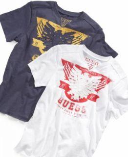 GUESS Kids Shirt, Boys Woven Shirt   Kids Boys 8 20