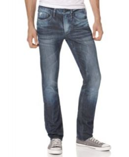 Buffalo David Bitton Jeans, Six Slim Fit   Mens Jeans