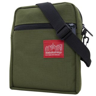 Manhattan Portage Olive Green City Lights Messenger Bag