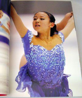 Japan Photo Book Mao Asada Figure Skating Athletes New