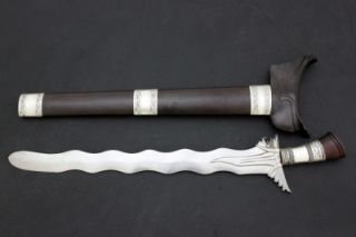 Superb Philippine Moro Maranao Kris keris Sword