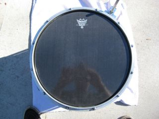 14x12 Pearl Championship FFX Marching Snare Drum Red