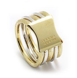 Marco Bicego  Jaipur Link  Yellow Gold Ring AB479 B