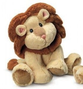 Russ Berrie Lion Jungle Cat Called Mane Unisex Soft Plush Toy Baby