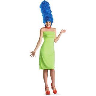 Adult Marge Simpson Womens Costume Cartoon New