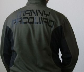 Nike Manny Pacquiao Pac Man Empower Track Jacket XXL Green