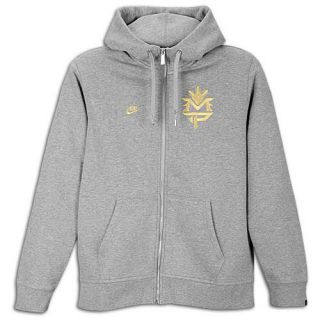 New Nike AW77 Manny Pacquiao Mens Hoodie Jacket Boxing 439820 Gold