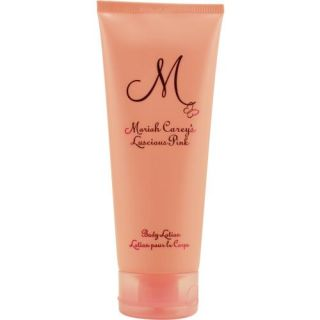by Mariah Carey Luscious Pink by Mariah Carey Body Lotion 6 8 Oz