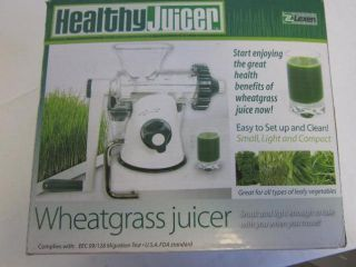 Juicer Manual Hand Powered Wheatgrass Juicer Wheat Grass Juicer