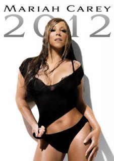 Mariah Carey Kalender 2012 Fanartikel Calendar Neu OVP