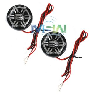 NEW JL AUDIO® M100 CT SG TB 1 MARINE BOAT SILK TWEETERS w/ SPORT