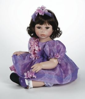 Marie Osmond Hydie Porcelain Doll by Beverly Stoehr Le 600 Collectors