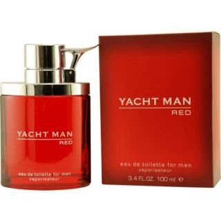 nib) / YACHT MAN RED / Myrurgia / 3.4 oz / M / EDT Spray