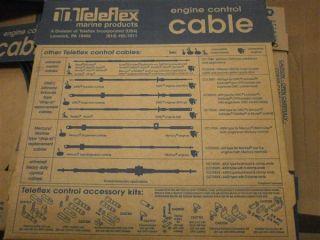 Teleflex Marine CC63519 Control Cable Mercury TFXtreme 19 Ft Throttle