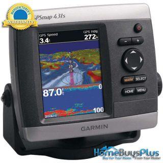 Garmin 010 00765 01 GPSMAP 431s Marine GPS Receiver